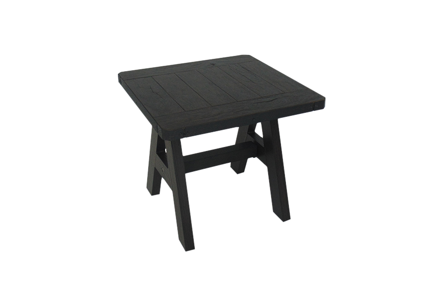 "West Lake 23"" Square Side Table"