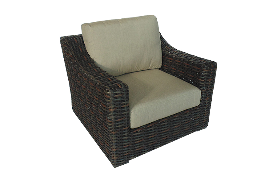 West Lake Brown Lounge Chair