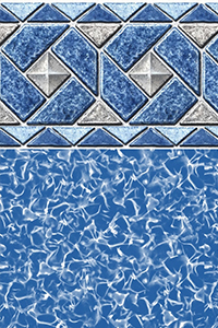 Latham Above Ground Liner Stock Beaded Mystery Outlook
