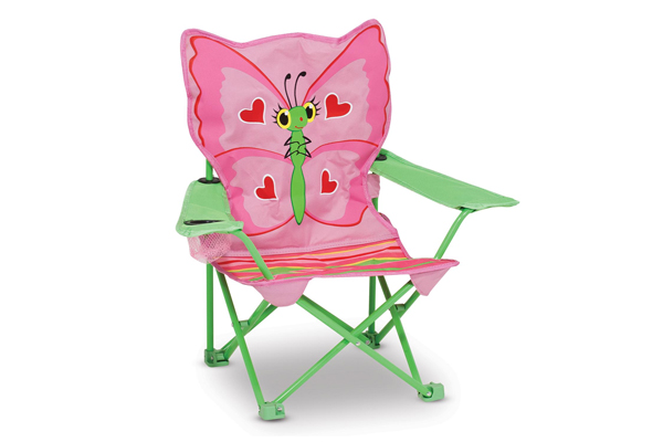 Melissa and Doug Bella Butterfly Outdoor Chair 6173