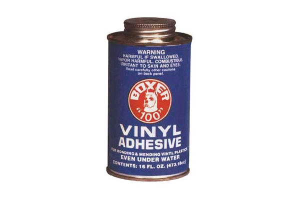 100 Vinyl Repair Adhesive 16 Oz