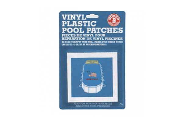 Vinyl Pool Repair Patches 40 Sq. Inch