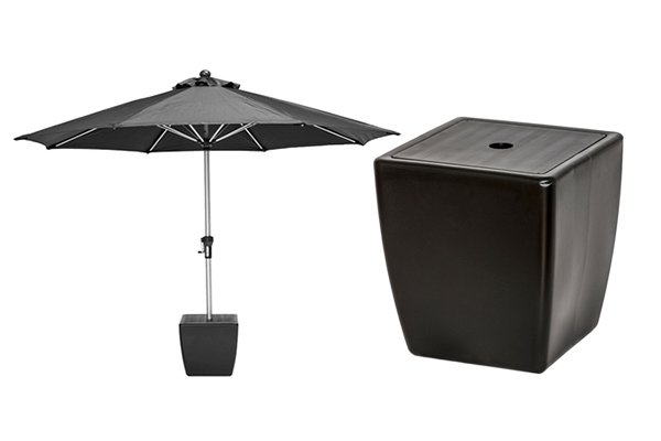 Sofun Umbrella Stand Black