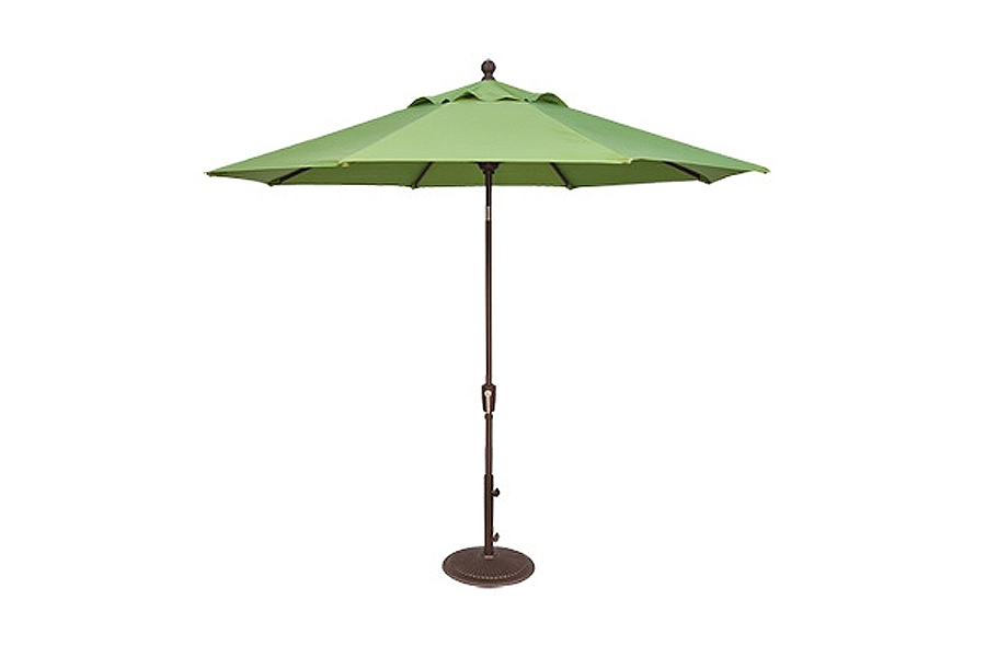 9' Polyester Market Umbrella