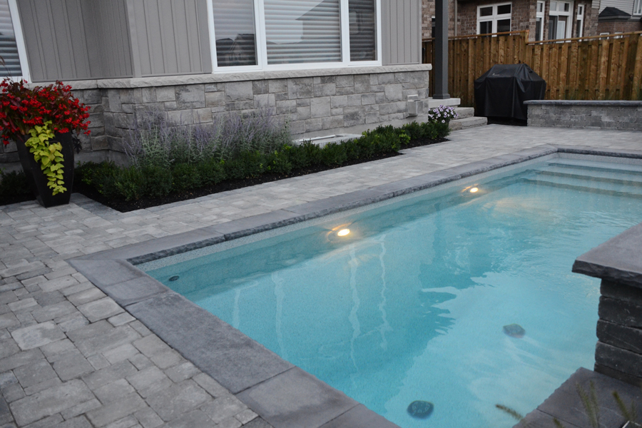 The Bobinskis Inground Pool Pioneer Family Pools