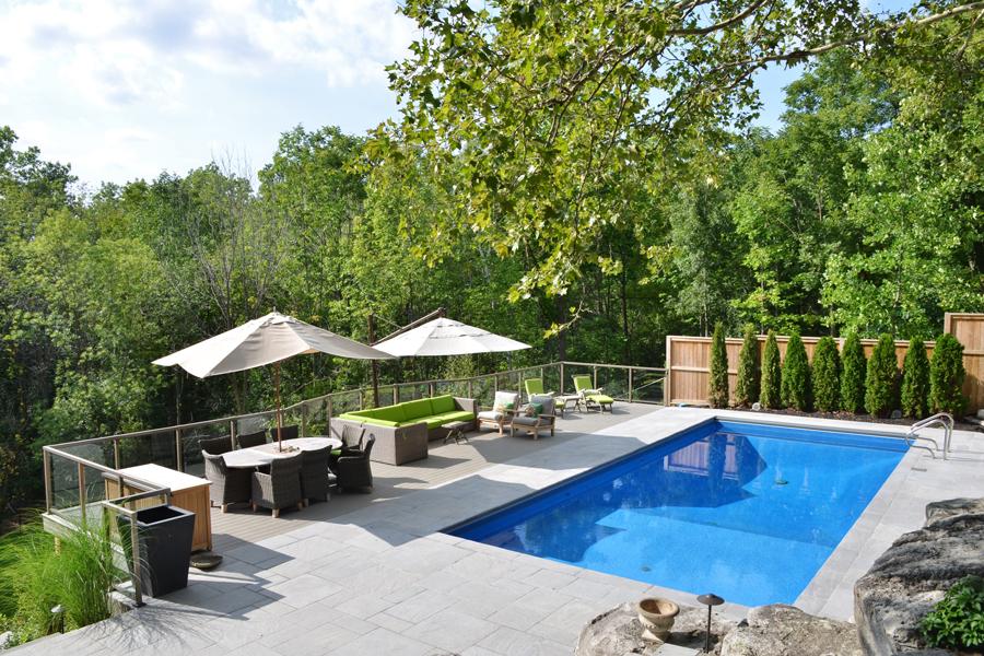 Inground Pools Boldt Pools And Spas