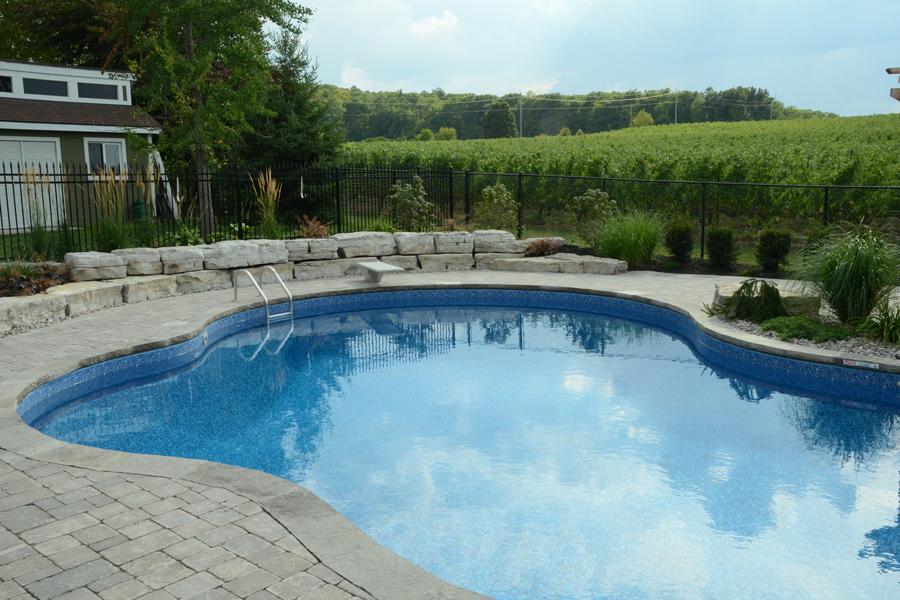 The Vangelders Inground Pool Pioneer Family Pools