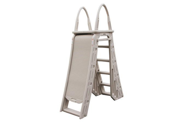 Confer Roll Guard A-Frame Ladder
