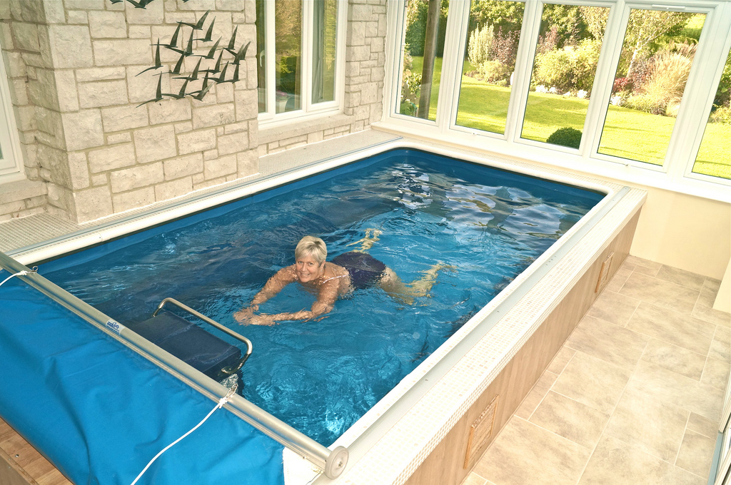 High Performance Endless Pools Pioneer Family Pools