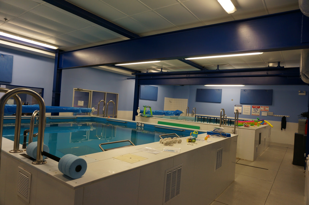Dual-Propulsion Pool- Endless Pools- Pioneer Family Pools - Endless Pools