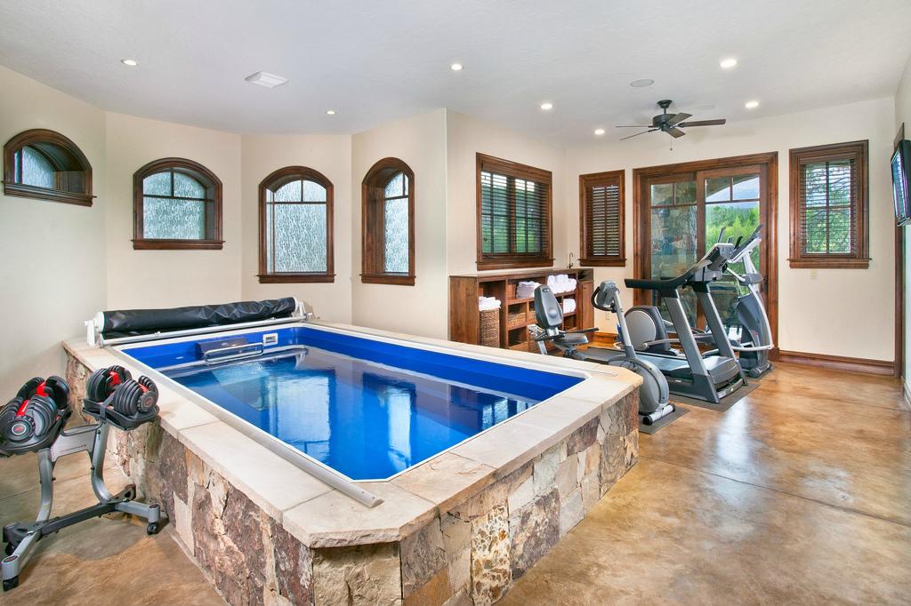 Original Endless Pool - Endless Pools - Pioneer Family Pools - Endless Pools