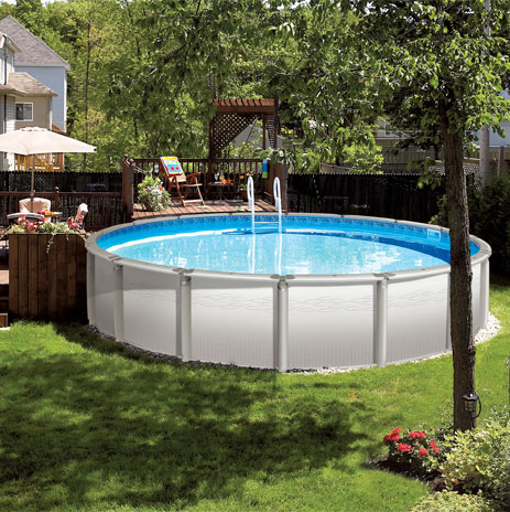 Pioneer Family Pools - Aboveground Liners