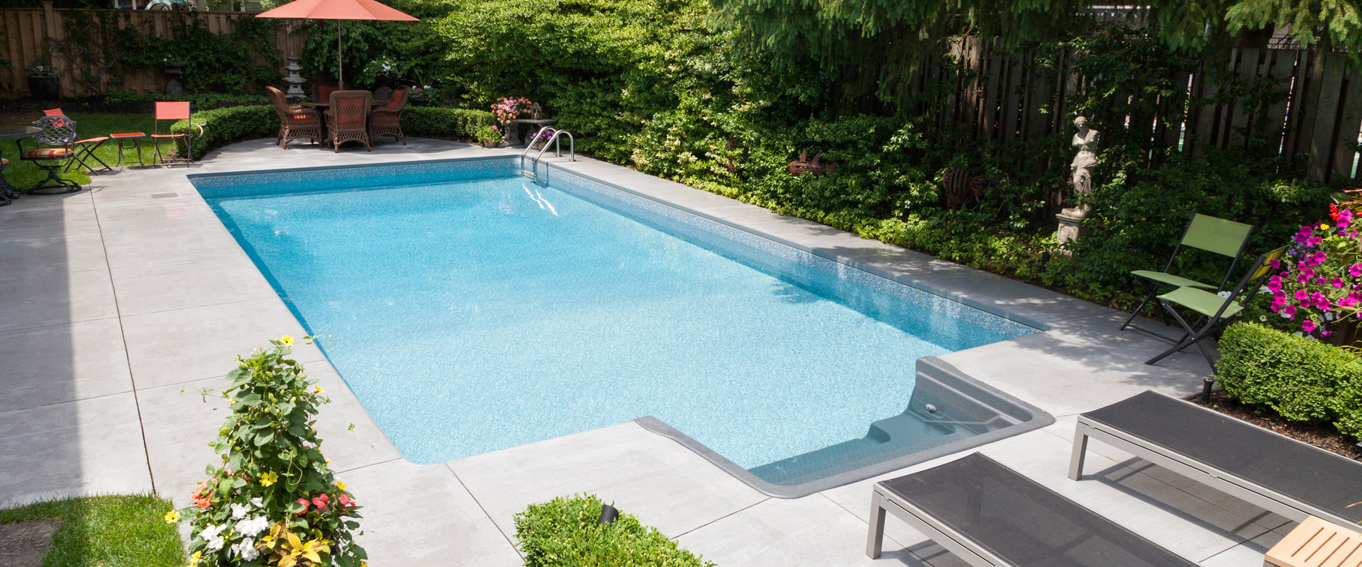The De Graafs Inground Pool Showcase Pioneer Family Pools