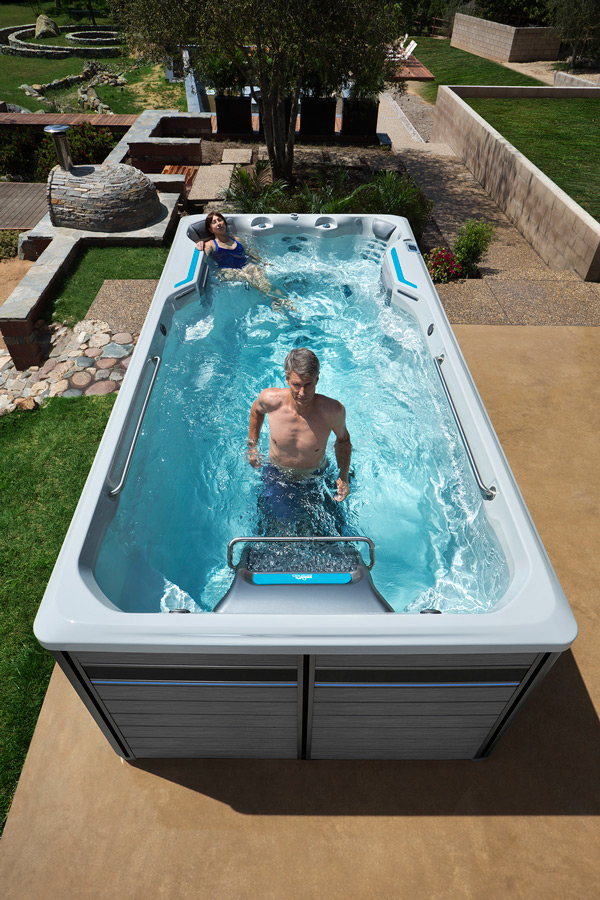 E500 Endless Pools Fitness System - Pioneer Family Pools - Gallery