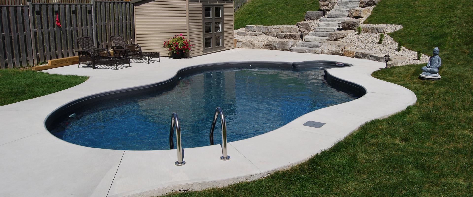 The Golovchenkos Inground Pool Showcase Pioneer Family Pools