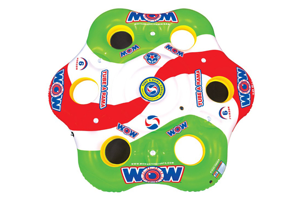 Wow Tube A Rama 6 Person Float 132050