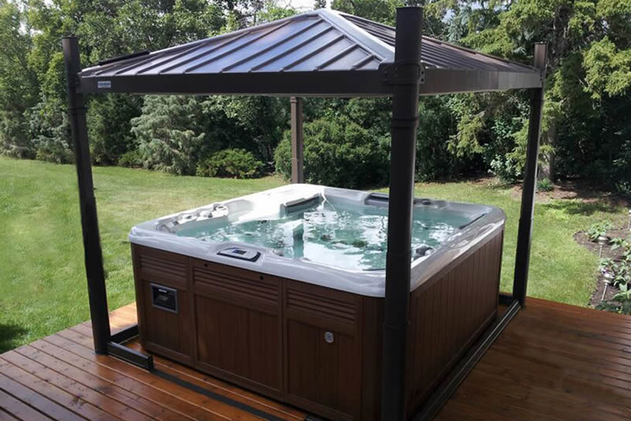 Covana Oasis Hot Tub Cover Pioneer Family Pools