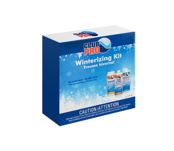 Club Pro Winterizing Chemical Closing Kit