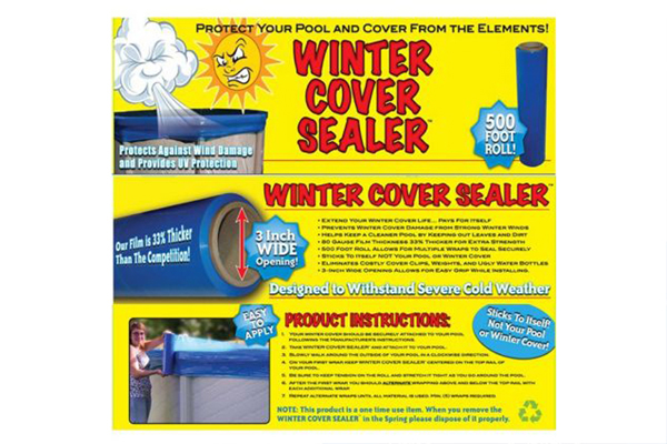 Winter Cover Sealer HVWCS12