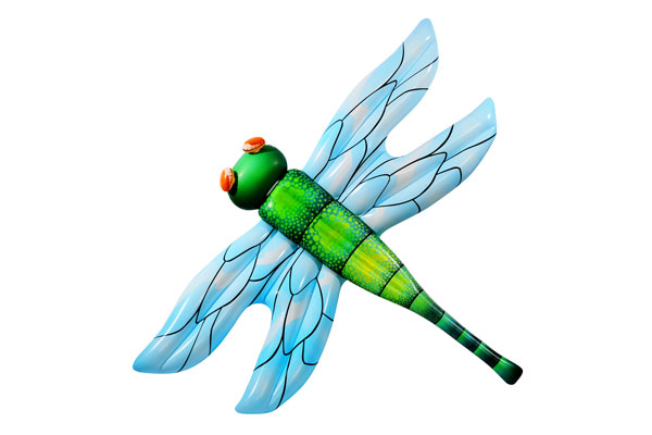 Giant Dragonfly Float