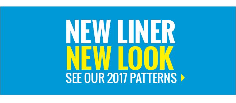 2017 Vinyl Liner Patterns