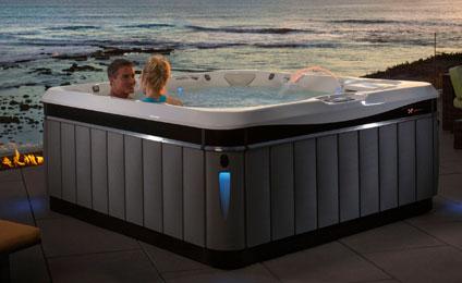 Hot tub cost - location