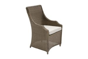coral beach dining chair