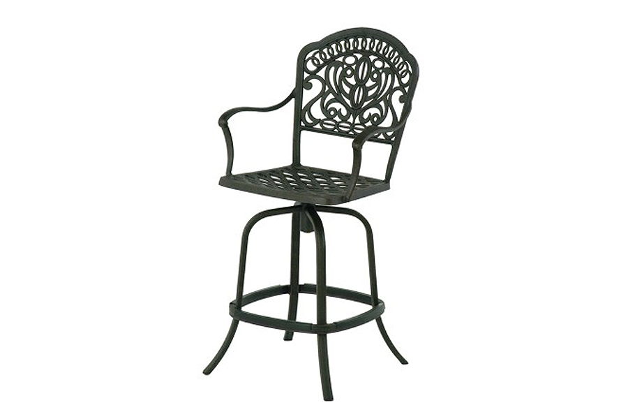 Tuscany Counter Height Swivel Bar Stool