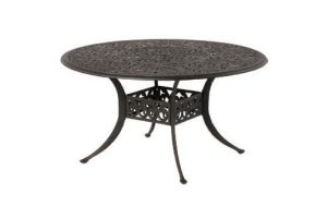 """54"""" Round Outdoor Dining Table"""