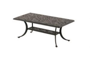 Rectangle Outdoor Coffee Table