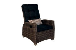 Reclining Club Chair Outdoor