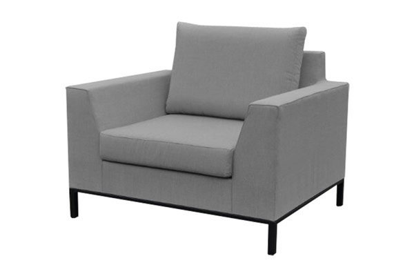 Cristo Outdoor Upholstered Lounge Chair