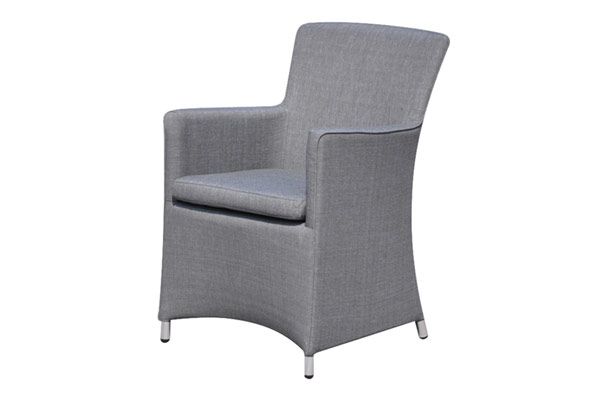 Outdoor Upholstered Dining Chair