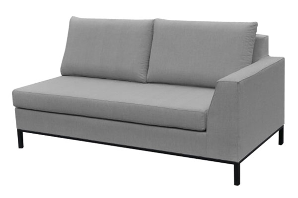 Outdoor Loveseat Sectional Piece