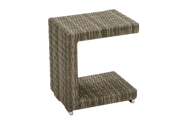 Grey Fidji 12″ x 14″ End Table