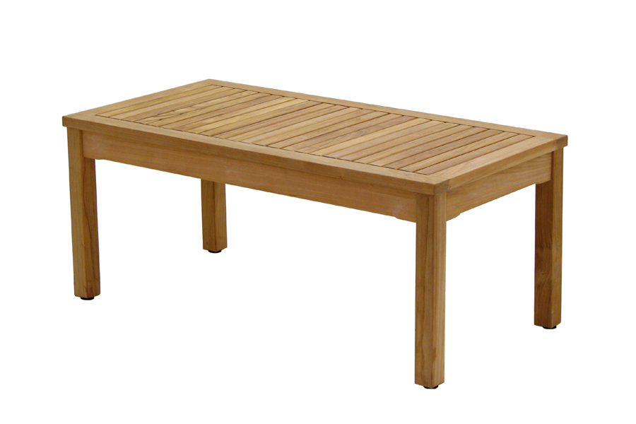 20″ x 39″ Rectangular Coffee Table