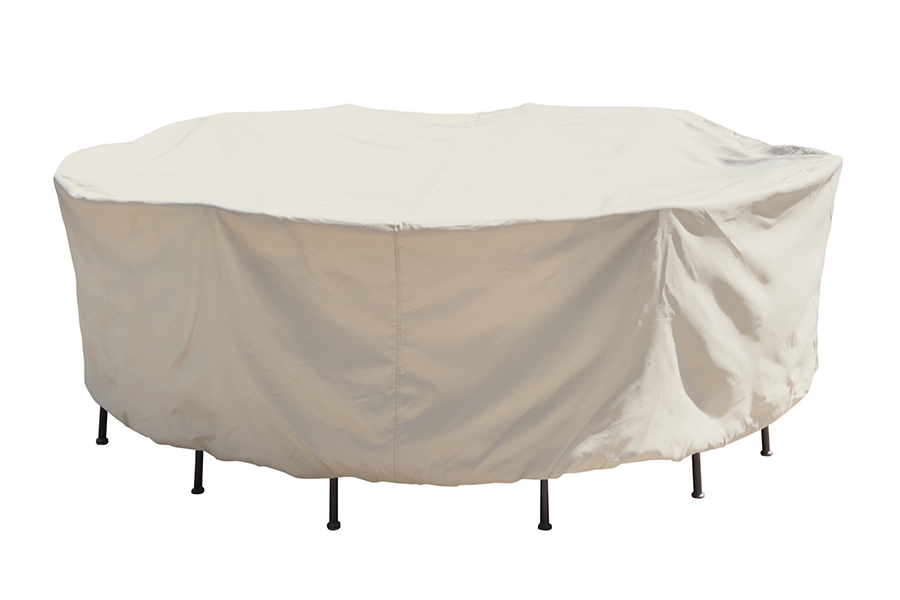 54″ Round Table and Chair Cover