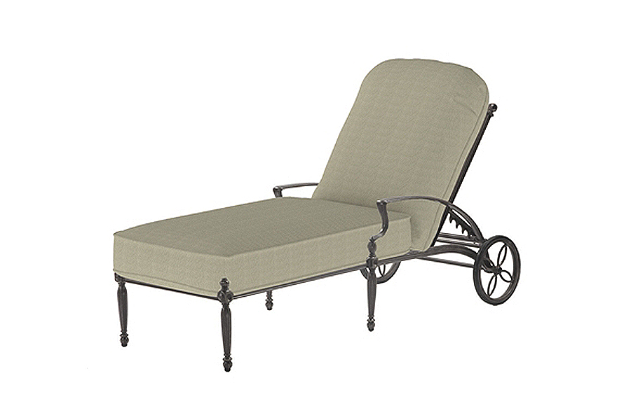 Chaise Lounge Frame