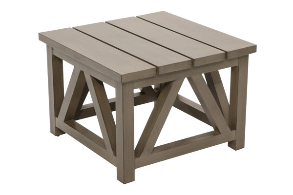 24″ Square Side Table