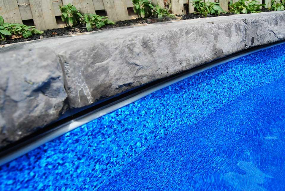 Blue Granite Inground/Onground liner