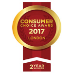 London Consumer Choice Award