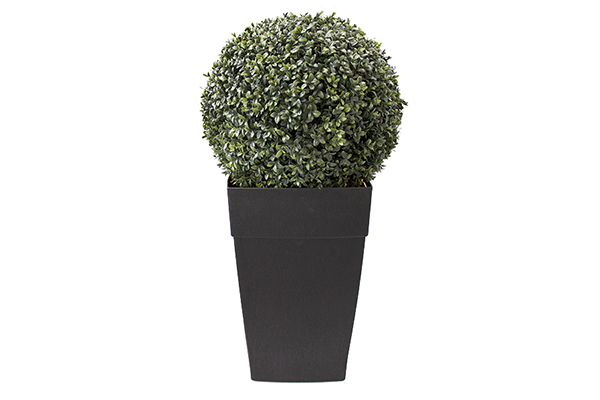 32″ Round Boxwood Planter