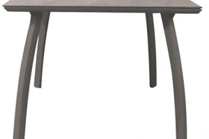 """Sunset 23"""" End Table"""