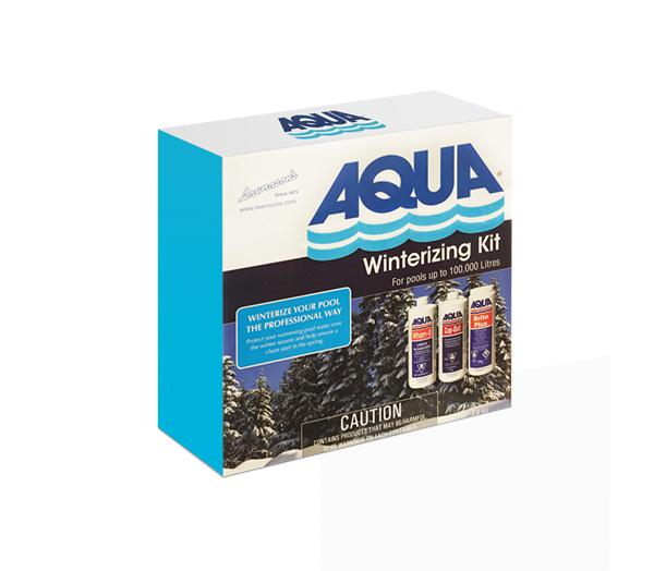 Aqua Winterizing Chemical Kit