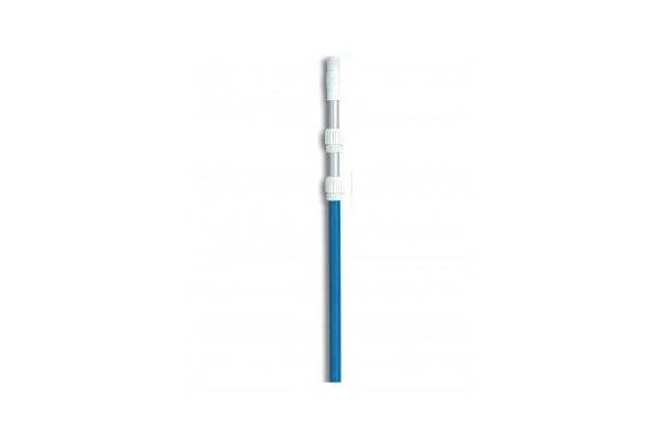 Plastiflex 5 to 15 ft Vacuum Pole (Anodized Blue)