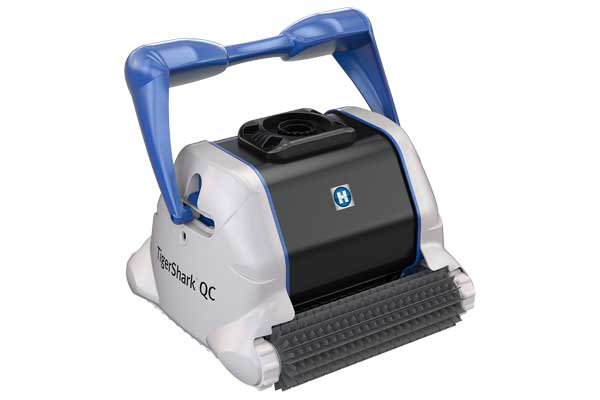TigerShark Plus Vacuum with Remote