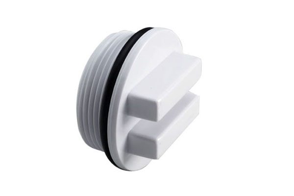 ABS Threaded Plug - Premium