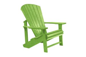 Adirondack Chair Lime