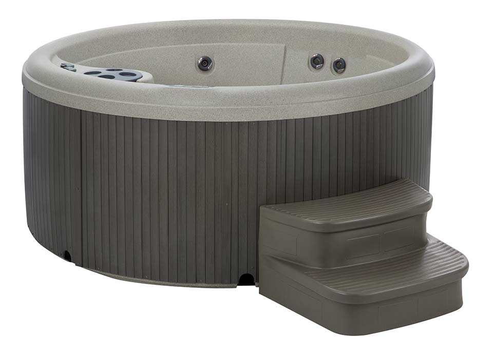 Fantasy Spa Plug N Play Aspire 2 Person Hot Tub - Gallery
