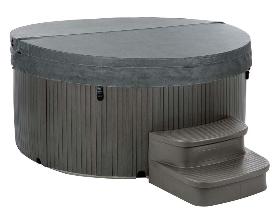 Splendor Plug N Play Hot Tub - Fantasy Spas - Pioneer Family Pools - Gallery
